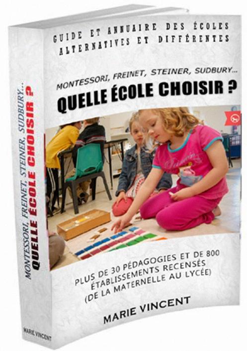 Guide et annuaire des écoles alternatives et différentes