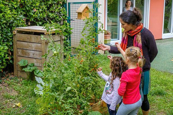 école Montessori Les Chemins de Traverse